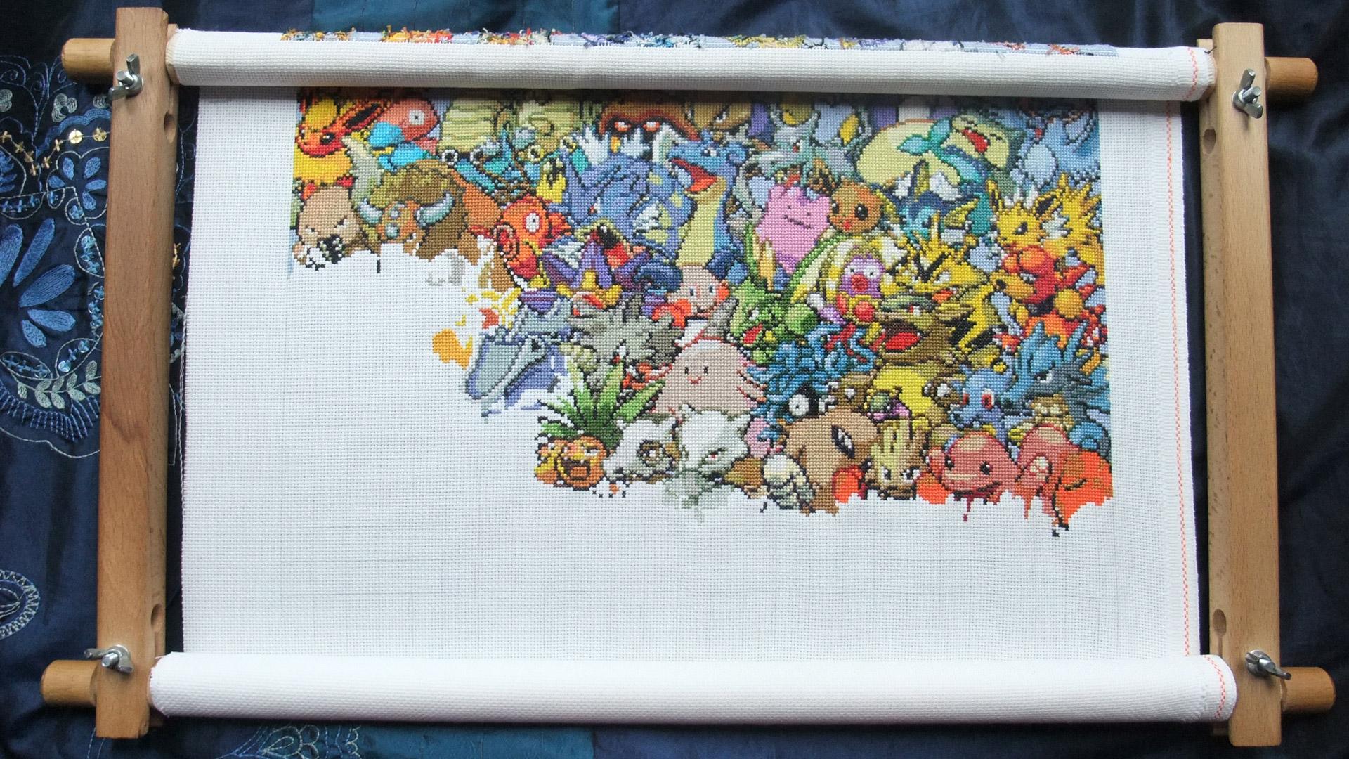 Pokemon in April