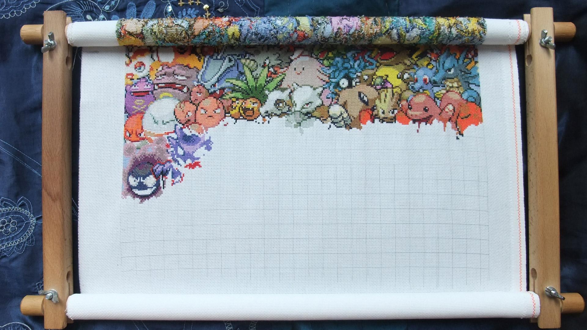 Pokemon in March
